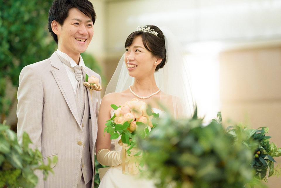 TKPガーデンシティ品川の結婚式を写真で解説!挙式編