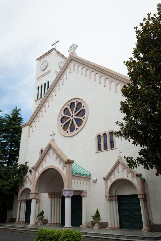サレジオ教会の外観