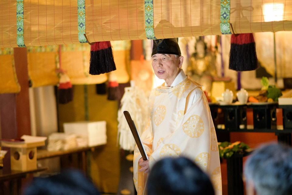 赤坂氷川神社の神職