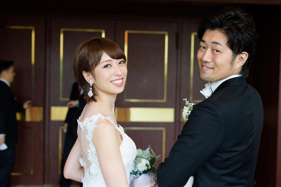 ヒルトン東京の結婚式を写真で解説!菊華の間の披露宴