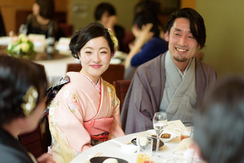 【写真で解説】シェラトン都ホテルの結婚式|「四川」での披露宴
