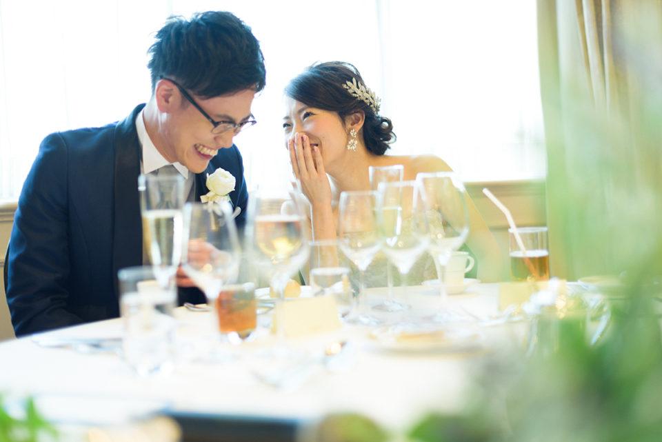 【写真で解説】ウェスティンホテル東京の結婚式|ビクターズの披露宴