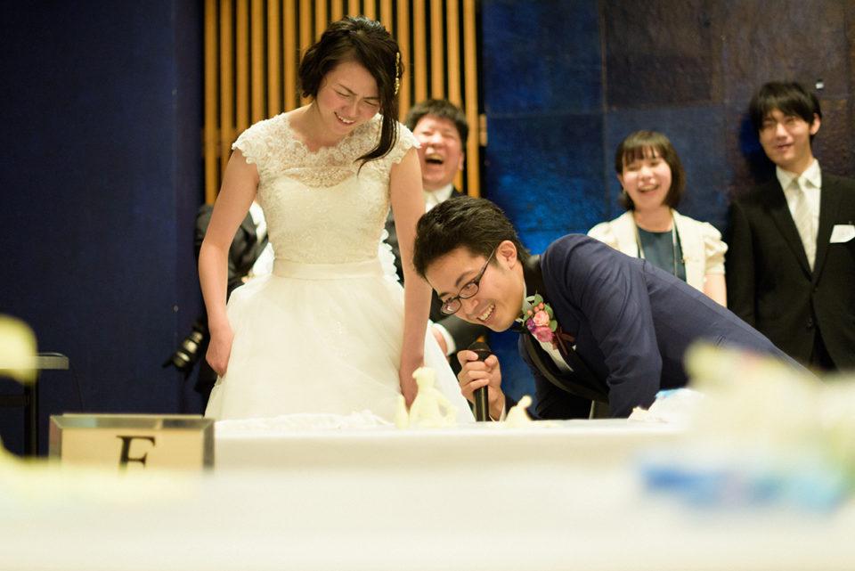 【写真で解説】ホテルニューオータニの結婚式|芙蓉の間での二次会
